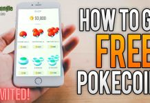 How to Get Unlimited Pokecoins for Free in Pokemon Go?