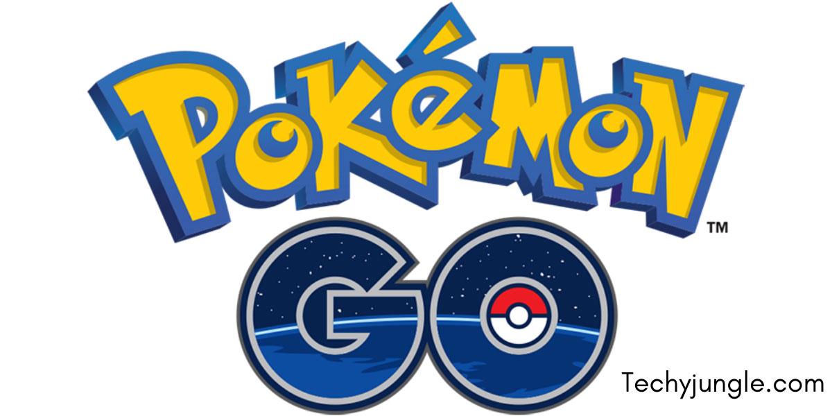 pokmeon go logo