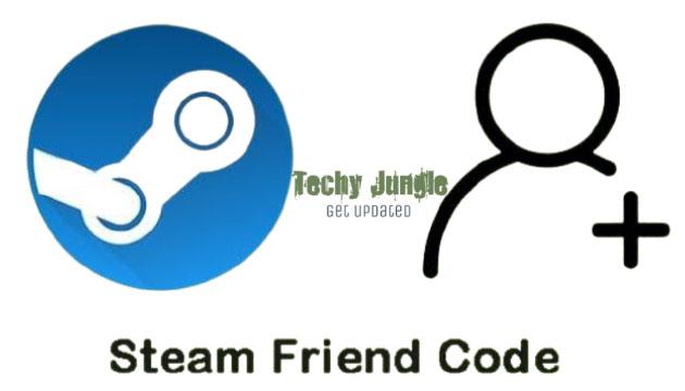 Steam friend code