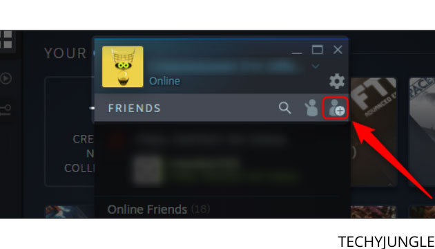 steam add friend