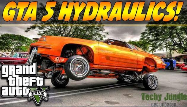 GTA 5 HYDRAULICS