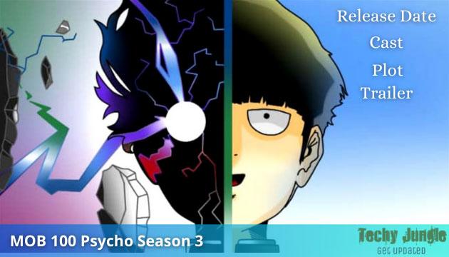 Mob Psycho Season 3