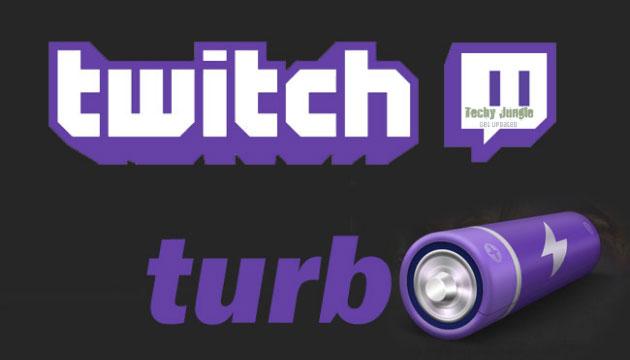 Twitch Turbo
