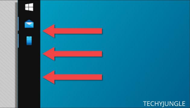 taskbar moving around
