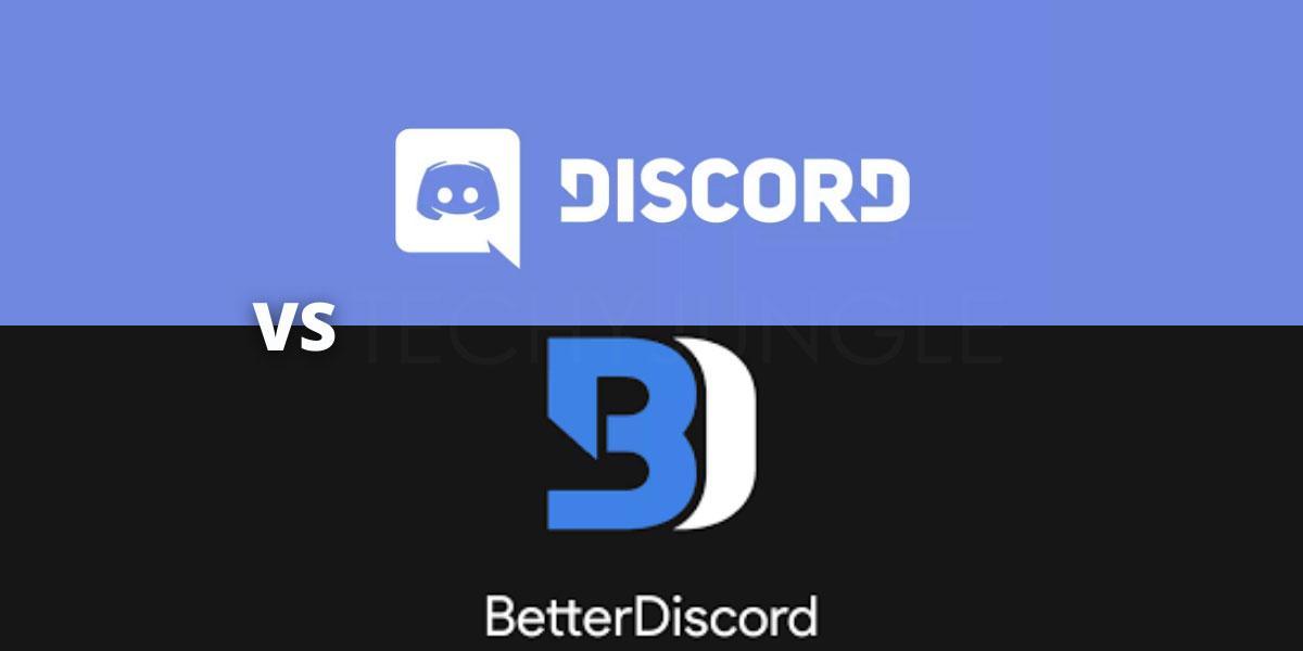 discord vs better Discord