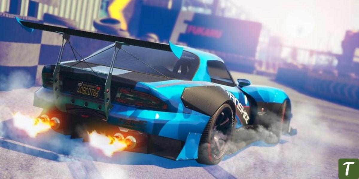 drifting in GTA 5