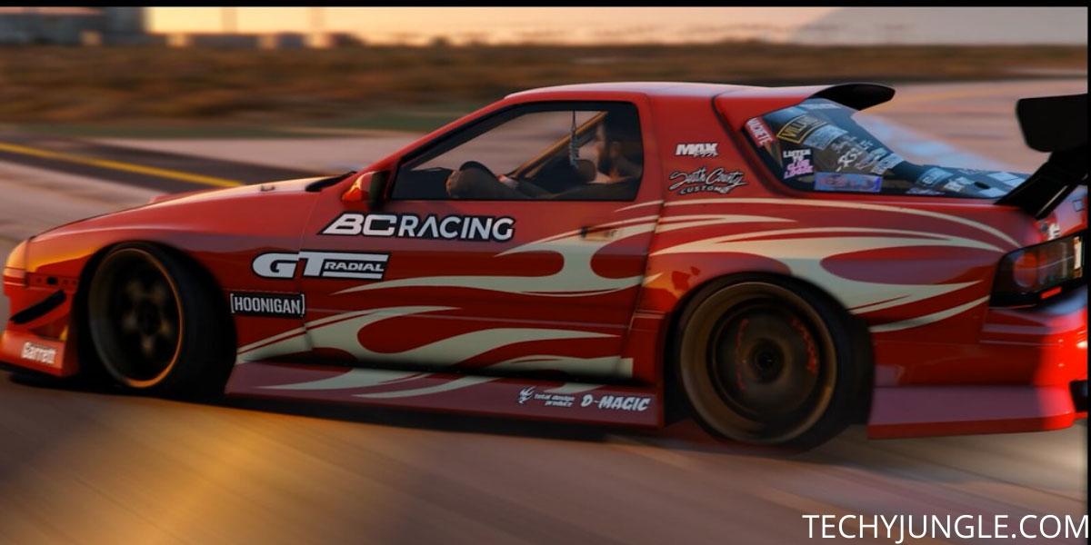 GTA 5 drift