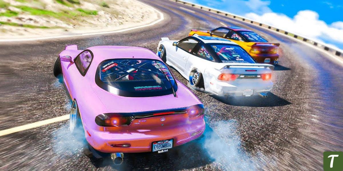 How to drift in GTA 5