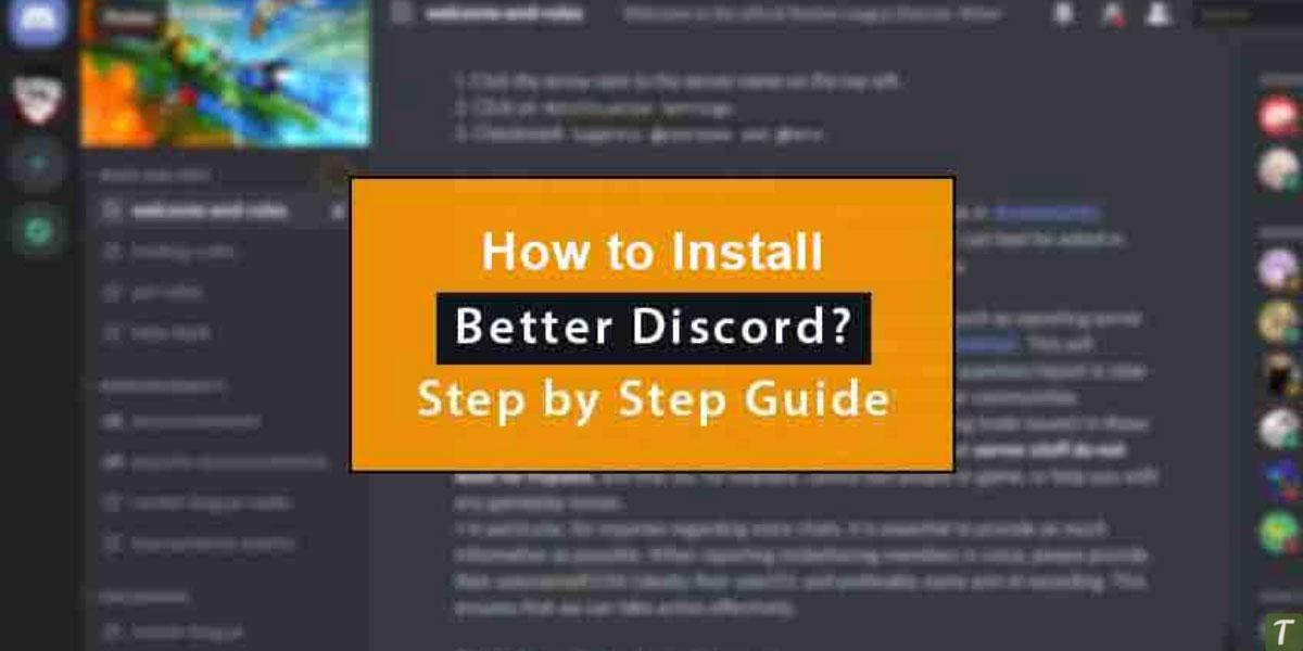 install better discord