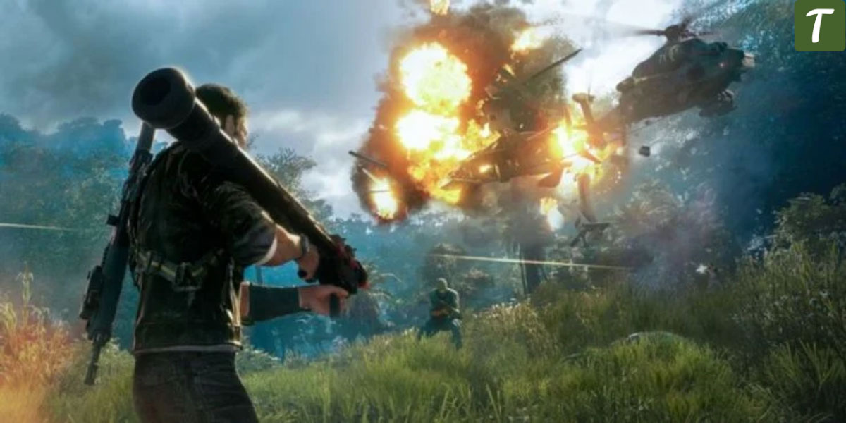 Ammo mode just cause 4