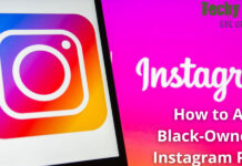 Black Owned Instagram