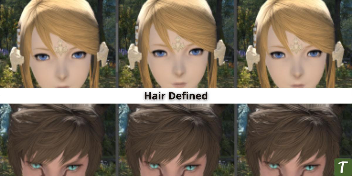 Hair-Defined