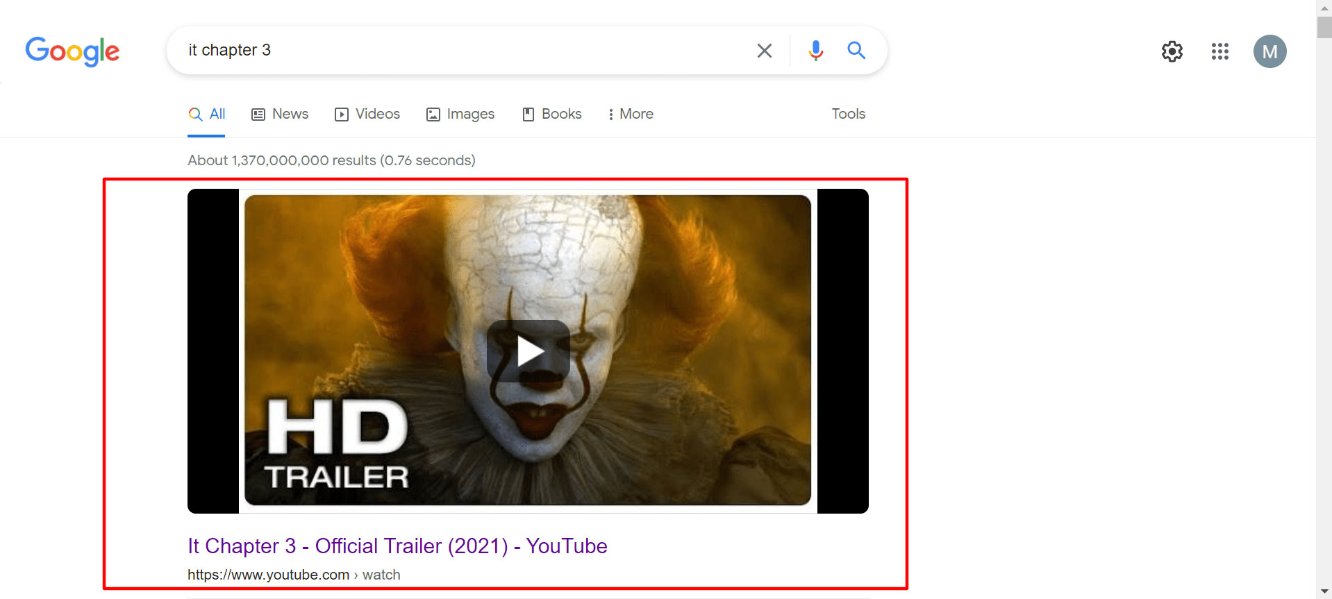 IT chapter 3 Fake Trailer