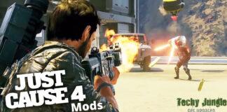 Just Cause 4 Mods