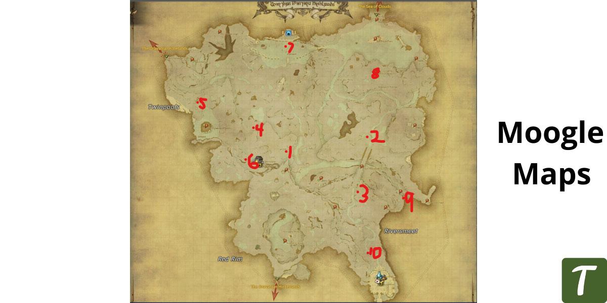 Moogle-Maps