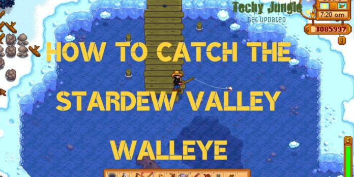 Stardew Valley Walleye