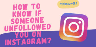 Unfollowers on instagram