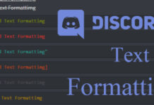 Discord-Text-Formatting