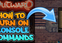 Outward console command