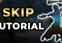 how to skip new world tutorial
